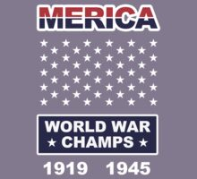 Merica WW Champs by Look Human