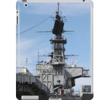 Navy Ship iPad Case/Skin