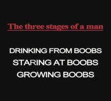 3 stages of man by Anninos Kyriakou
