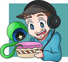 Jacksepticeye - CAKE by TheSuits