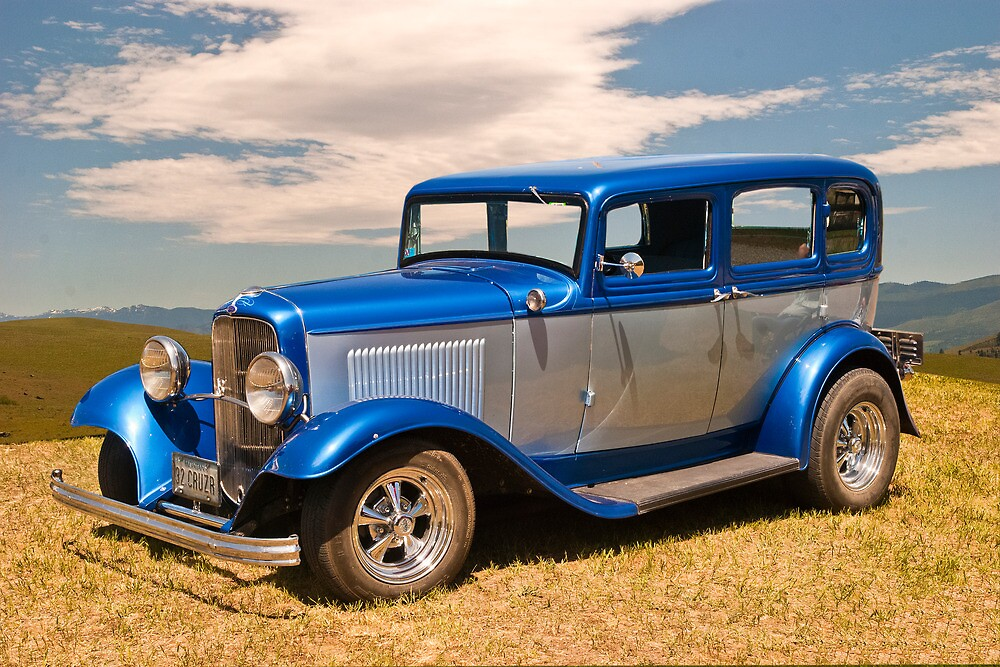 1932 Ford by Bryan D. Spellman