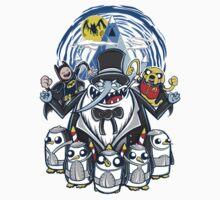 Penguin Time Kids Tee