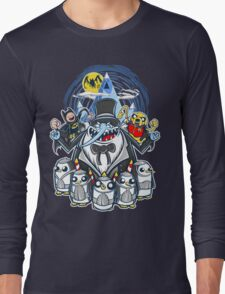 Penguin Time Long Sleeve T-Shirt