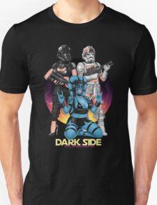 Dark Side Girls Just Wanna Have Fun - Black T-Shirt