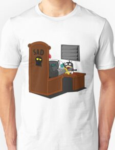 The Real Doctor Claw. T-Shirt