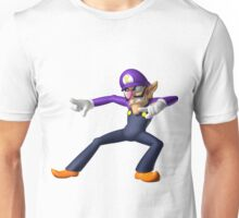 Super Waluigi Unisex T-Shirt