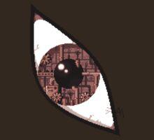 Mechanical Eye by AngryMuffin