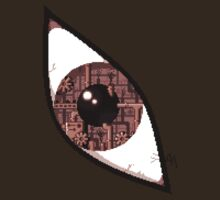 Mechanical Eye by AngryMuffin