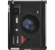 Mikon Camera iPad Case/Skin