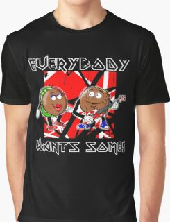 Everybody Wants Some: Better Off Dead Graphic T-Shirt