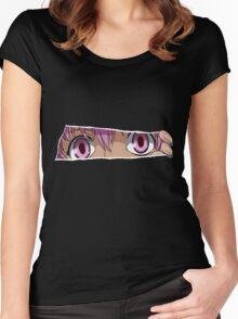 Gasai Yuno Women's Fitted Scoop T-Shirt