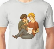 there's this thing called personal space Unisex T-Shirt