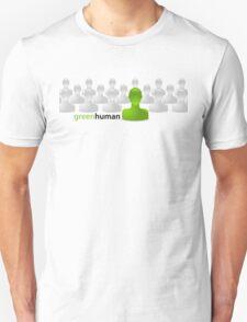 Green Human T-Shirt
