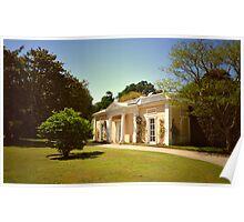 Mount Edgcumbe Formal Gardens - English Garden Poster
