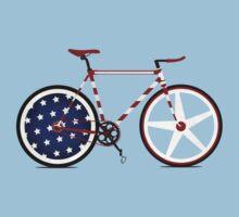 I Love My American  Bike Kids Clothes