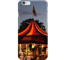 Carnival Tent iPhone Case/Skin