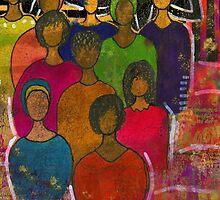 Sweet Angels of The Sisterhood by © Angela L Walker
