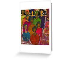 Sweet Angels of The Sisterhood Greeting Card