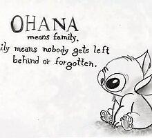 OHANA by p4ndaswe