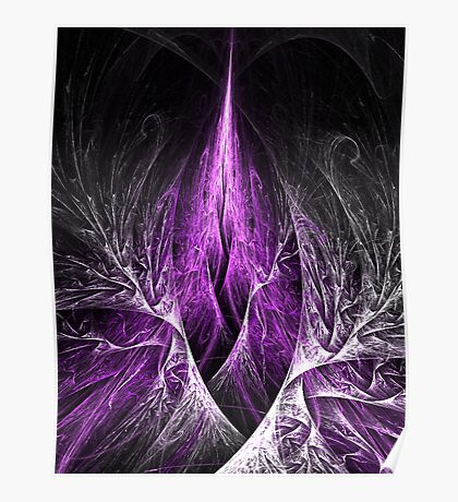 Spiritbound Femininity Poster