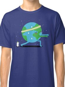 Global Warming Up Classic T-Shirt