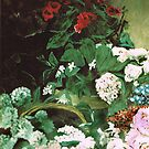 Spring Flowers, Study of Monet by Seth  Weaver
