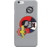 Dr Luther iPhone Case/Skin