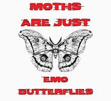 Emo Butterflies  Unisex T-Shirt