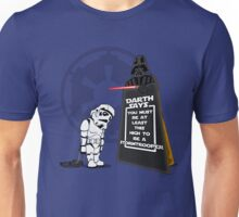 A Little Short Unisex T-Shirt