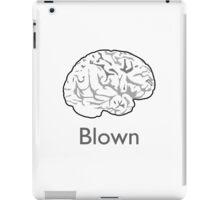 Mental Explosions iPad Case/Skin
