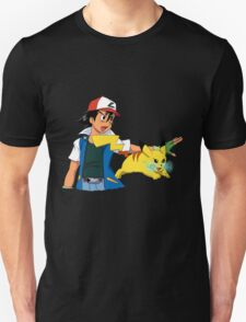 Pikachu, use Thunderbolt! T-Shirt