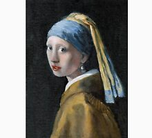 Copy of Girl with a Pearl Earring Unisex T-Shirt