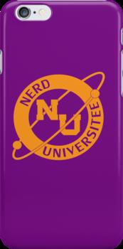 Nerd Universitee by NerdUniversitee