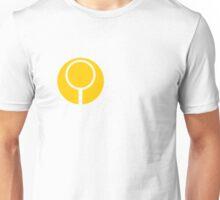 Orangey Yellow Marathon Logo Unisex T-Shirt