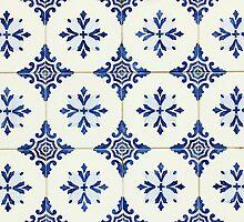Azulejos, portuguese tiles by tiagoladeira