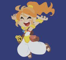 Happy Marle - Chrono Trigger by SaradaBoru