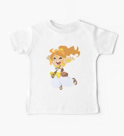 Happy Marle - Chrono Trigger Baby Tee
