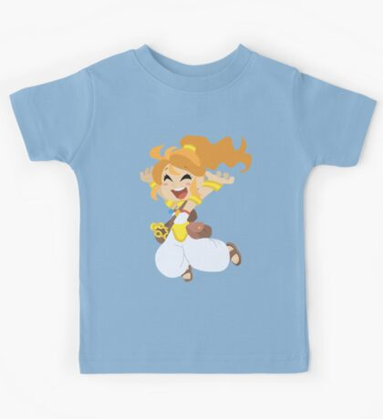 Happy Marle - Chrono Trigger Kids Tee