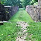 Lock Seven of the Patowmack Canal  by Bine