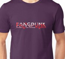 Blood Stains Fangpunk T Shirt Unisex T-Shirt