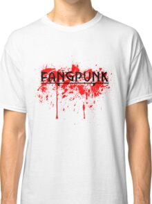 Bad Blood Fangpunk T Shirt Classic T-Shirt