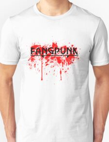Bad Blood Fangpunk T Shirt T-Shirt