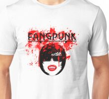 Blood spatter head darkness t shirt Fangpunk  Unisex T-Shirt