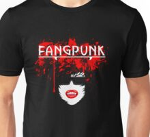 Blood spatter head light t shirt Fangpunk  Unisex T-Shirt