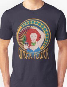 Ginger Power Unisex T-Shirt