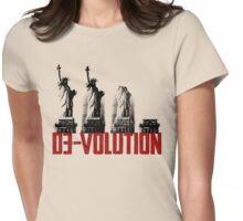 DE-VOLUTION  Womens Fitted T-Shirt