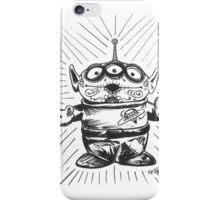 3 Eyed Sugar Skull iPhone Case/Skin
