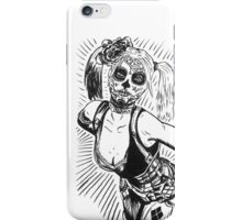 Sugar Harley iPhone Case/Skin