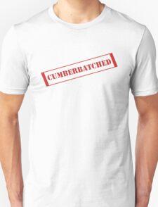 Cumberbatched tee Unisex T-Shirt