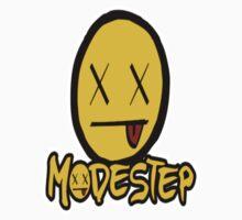 Modestep Logo Sticker by Mackenzie Ball